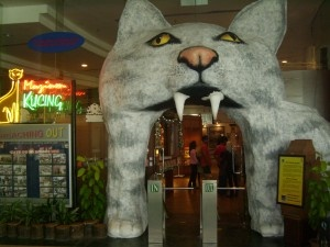 Yes, I am the crazy cat lady who fell in love with Malaysia's Kuching. Read my article on this fascinating city on In The Know Traveler.