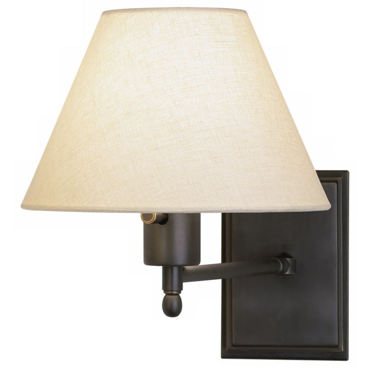 Meilleur Collection Bronze Plug-In Swing Arm Wall Lamp - Style # 30572