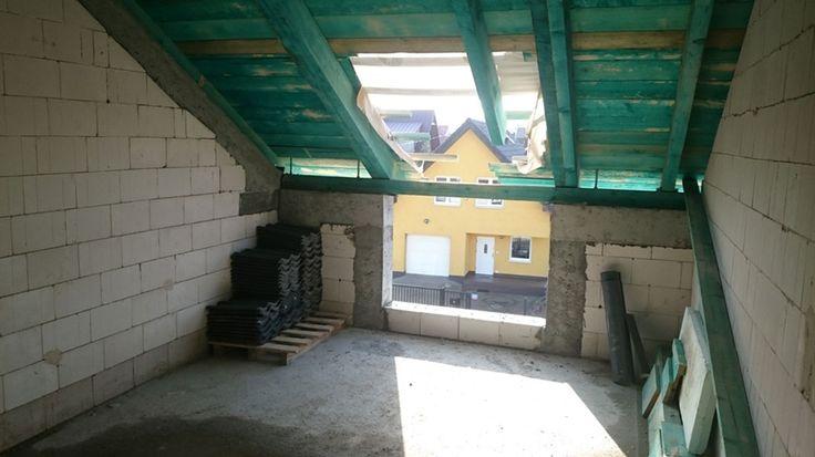 Budowa mieszkań w Rumi - Osada Kazimierza - Luty 2016
