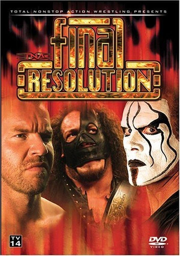 NWA: Total Nonstop Action (TV Series 2002–2004)
