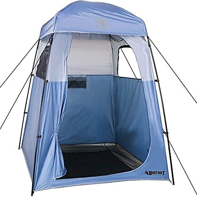 Bigfoot Outdoor Products Standup Privacy Shelter Tent Review Shower Tent Tent Camping Shower