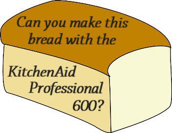 KitchenAid Professional 600 6-quart Stand Mixer #Review