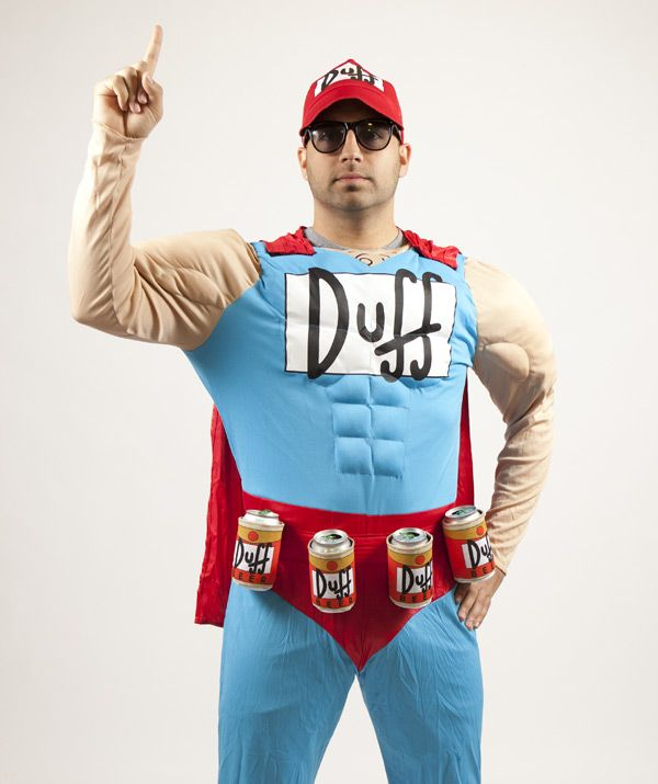 17 Best Images About Duffman Costume On Pinterest The