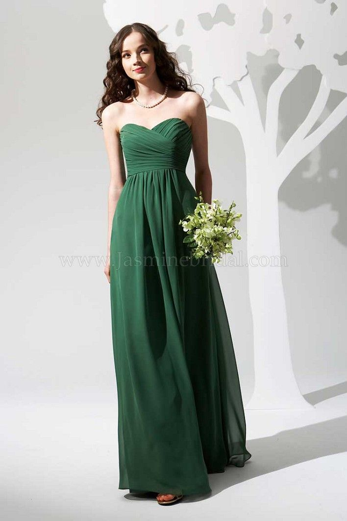 Jasmine b2 bridesmaid dresses - style b3055