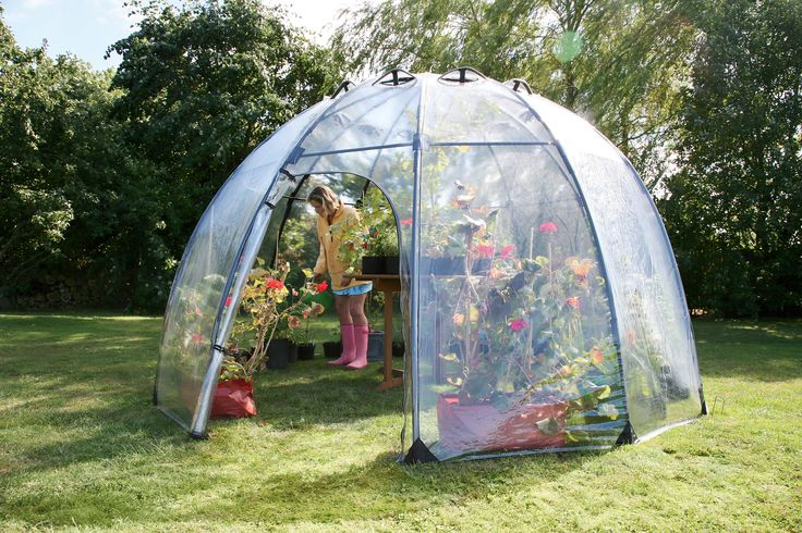Versatile Pop Up Greenhouse Has Multiple Uses                                                                                                                                                                                 More
