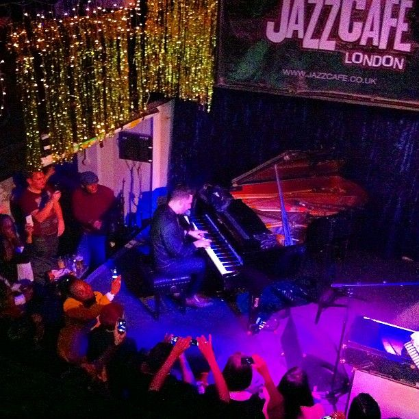 Jazz Cafe in Camden Town - Best intimate venue for live music in London. Worth paying the extra for a table at the restaurant to eat and watch the performance at the same time.