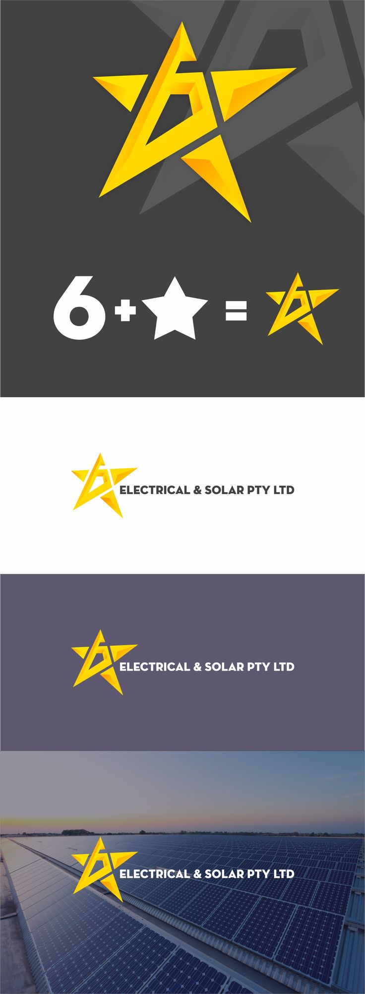 "Check out my @Behance project: ""Six Star logo design"" https://www.behance.net/gallery/54705121/Six-Star-logo-design"