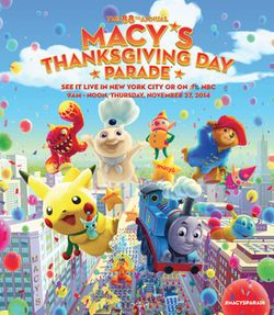 Macy's Thanksgiving Day Parade 2014 Logo.png