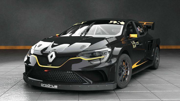 Renault Mégane RX is een koolstofvezel schoonheid - https://www.topgear.nl/autonieuws/renault-megane-rx/