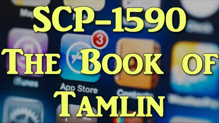 SCP1590 The Book of Tamlin (Object Class Euclid