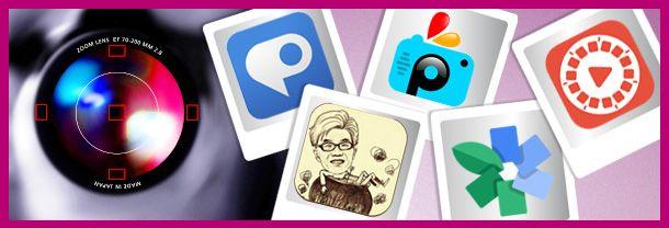 5 Apps para retocar fotos