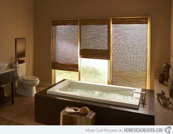 16 Beige and Cream Bathroom Design Ideas