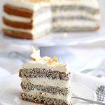 Tort Kutia z makiem