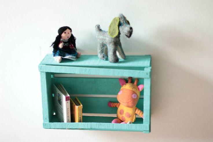 #mueblesreciclados #interiorismo #diseño #muebles #mobiliario #pallet #palet #cajonfrutas