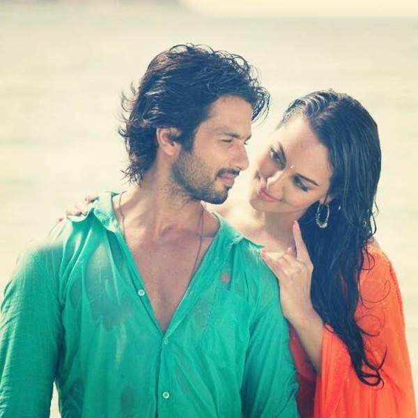 R.. Rajkumar New Song Dhokha Dadhi : Shahid Kapoor and Sonakshi Deshi Romance, Watch it Here