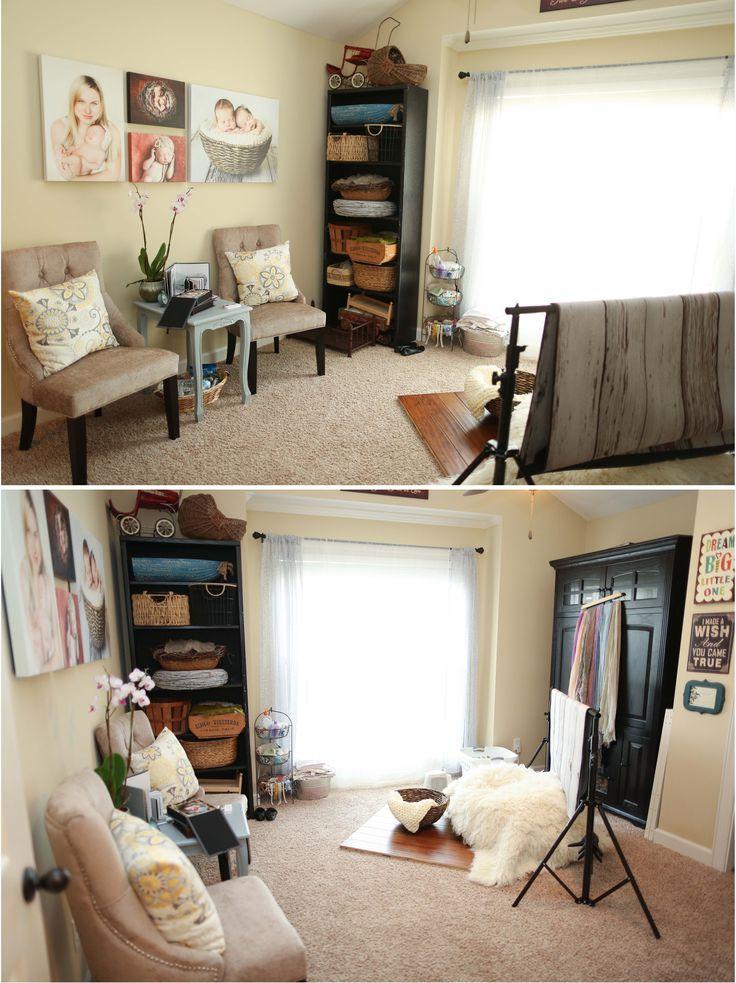My new Newborn Portrait Studio! www.meredithklappblog.com