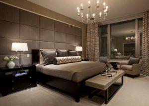 luxury brown bedroom walls design ideas - Design Of Bedroom Walls