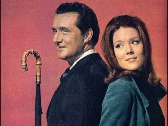 The Avengers The show had 6 seasons and 161 episodes air between 1961 and 1969. John Steed and Miss Emma Peel. Oh the memories of a childhood full of repeats growing up in the 80's.