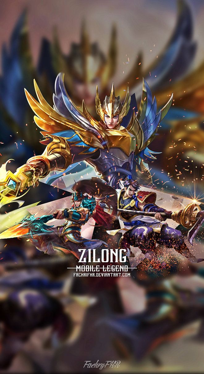 wallpaper phone special zilong by fachrifhr