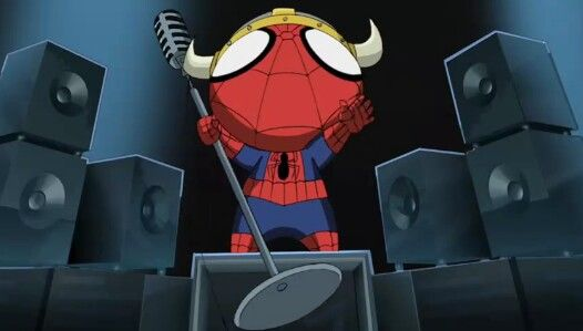 Viking Spider-Man