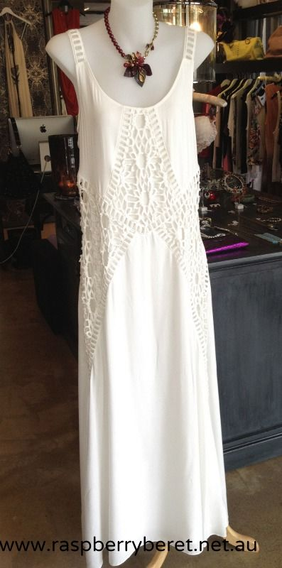 Lotus Maxi by Blessed Are The Meek. $189.95 So Romantic, just love it!
