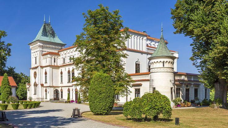 Przecław - zamek Rejów i atrakcje jednego z najmniejszych miast Polski