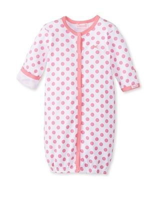 63% OFF Coccoli Baby Newborn Sunny Days Dot Converter Gown (Pink Dots)