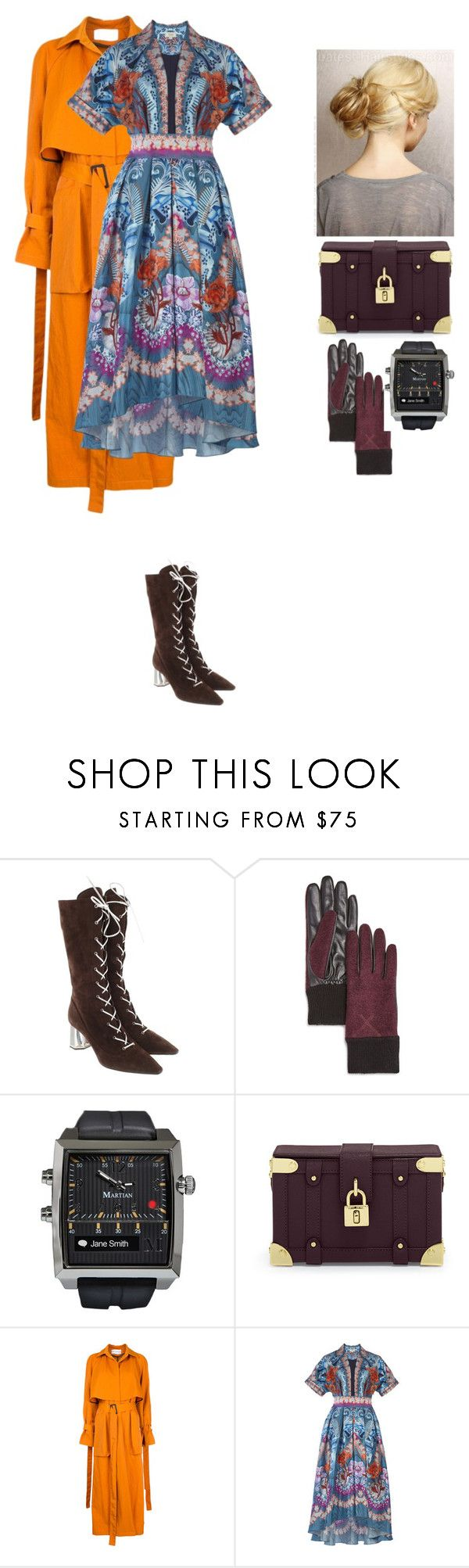 """""""Untitled #478"""" by amory-eyre ❤ liked on Polyvore featuring Miu Miu, UGG, Martian, Henri Bendel, Walk of Shame and Temperley London"""