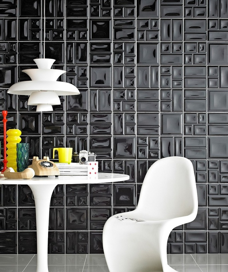 This Tile Is Perfect For Creating A Real Style Statement