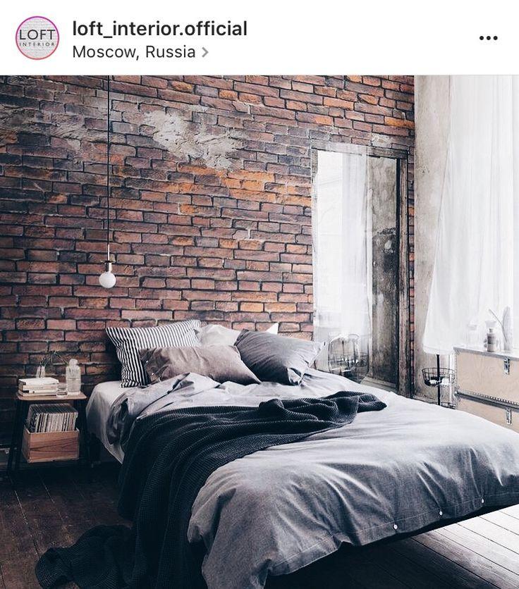 Dormitorios Con Estilo: Mejores 19 Imágenes De Dormitorios Con Estilo Industrial