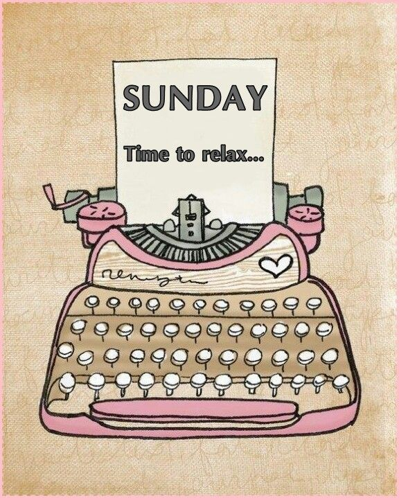 Happy Sunday. This brings back memories. :)
