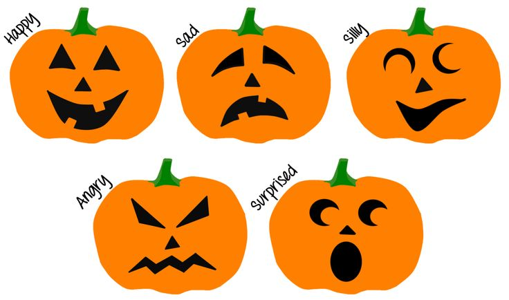 Need a quick, last minute pumpkin activity?  Try out these Jack-O-Lanterns, which are a seasonal version of my Feelings Faces.  They are great for helping young learners express emotions. I suggest...