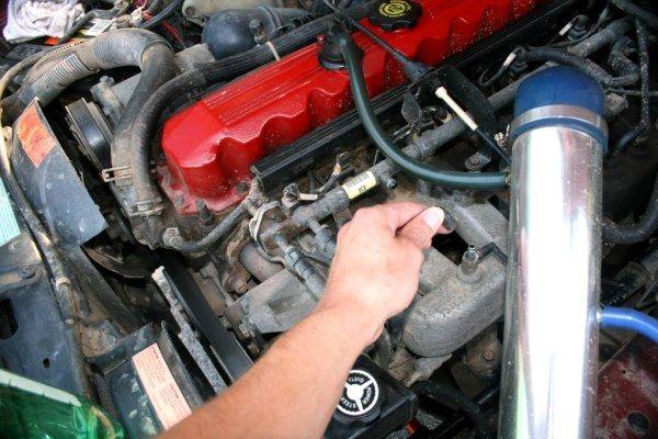 Xj 4 0l Fuel Injector Swap Vacuums Jeep Xj Jeep