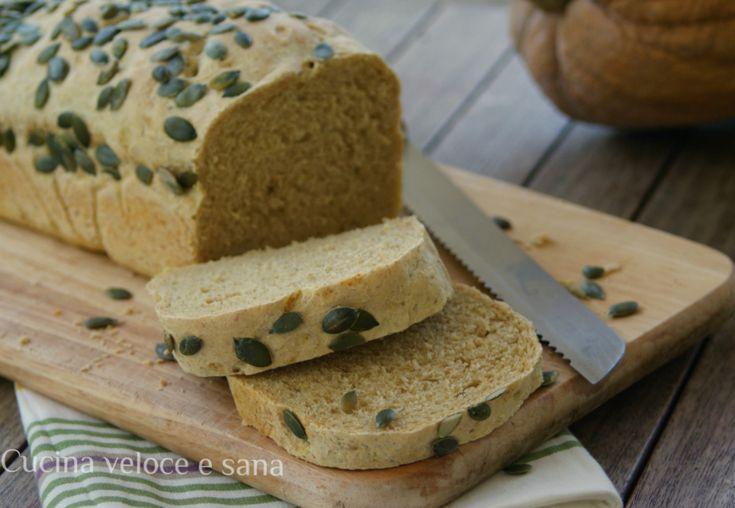 Pane alla zucca e farina integrale