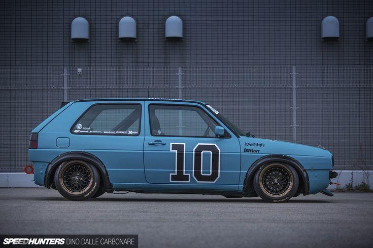 Voomeran golf 047 the garage pinterest golf vw and cars for Garage volkswagen 33