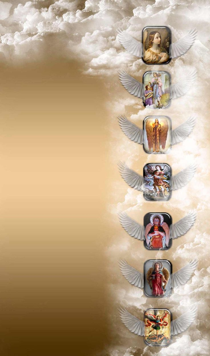 Prayer to the 7 Archangels of Heaven, Guardian Angels for protection