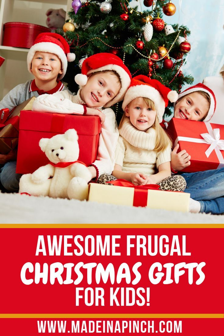 Christmas gift ideas for parents from infants and toddlers