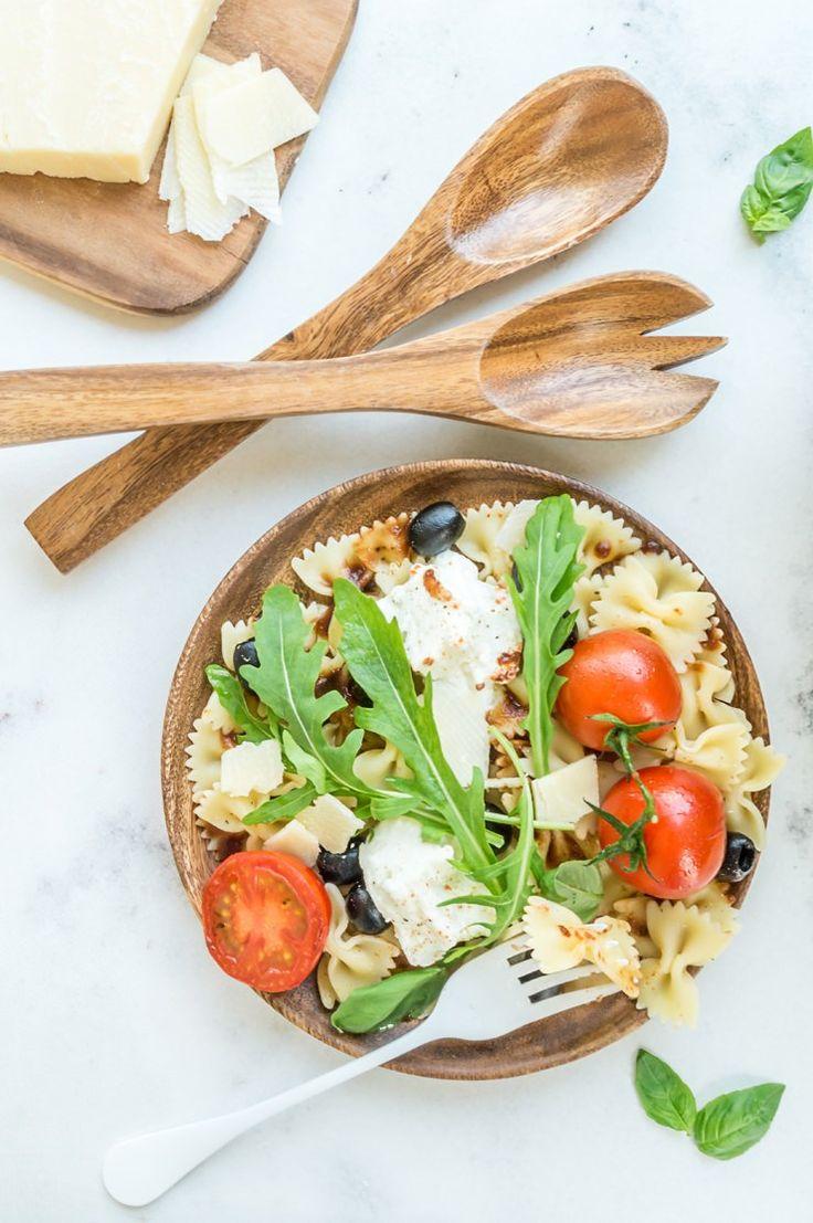 332 besten salat salades bilder auf pinterest gesunde rezepte abendessen und abenteuer. Black Bedroom Furniture Sets. Home Design Ideas
