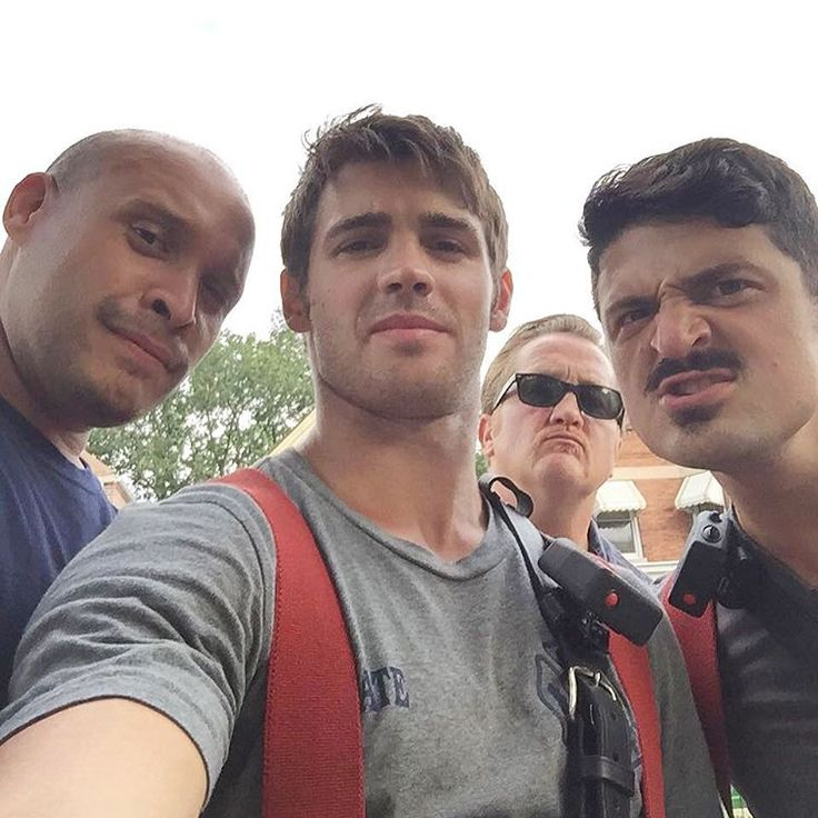 """#ChicagoFire returns with an episode that will leave you speechless! Season 4 begins Tuesday, October 13 on NBC. @steven_r_mcqueen @christianstolte…"""