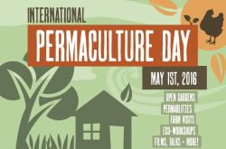 Conference: a stroll through some Permaculture lives - http://permacultureday.org/event/conference-a-stroll-through-some-permaculture-lives/