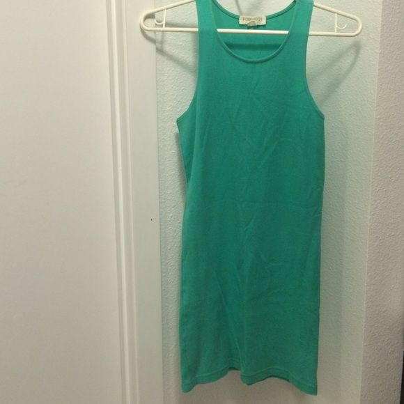 4 items for $20! Sexy green, mini dress Gorgeous color, sexy mini dress! Forever 21, size small. Bodycon style Forever 21 Dresses Mini
