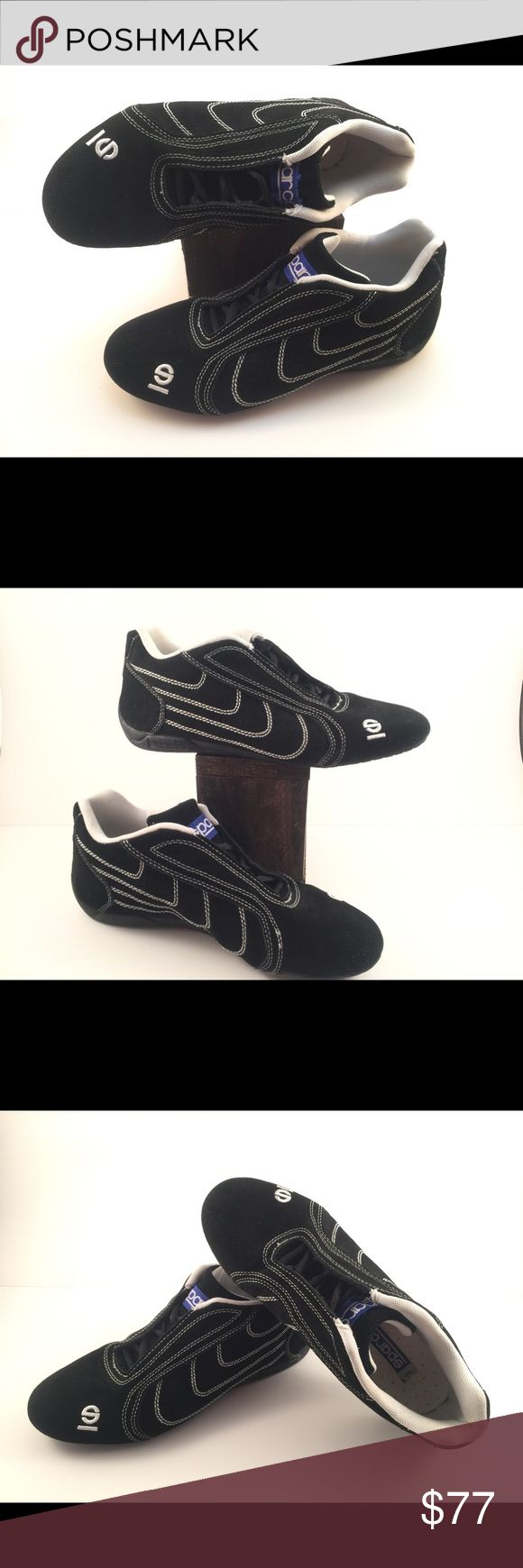 Sparco Men's Racing Shoes size 7 US (40Eur) New/ never worn Sparco Racing Shoes. Incredibly popular so get these before they are gone! Sparco Shoes Athletic Shoes