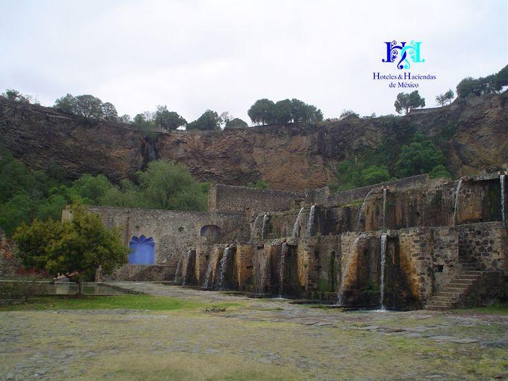 Hacienda en Hidalgo / Santa María Regla