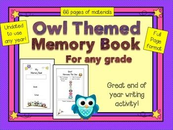 memories how to start to write