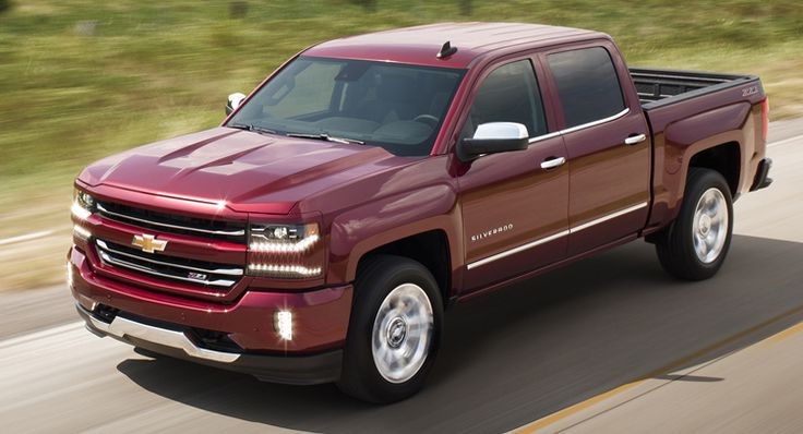 You wouldn't get nothing if you want to anticipate the new 2018 Chevy Silverado.