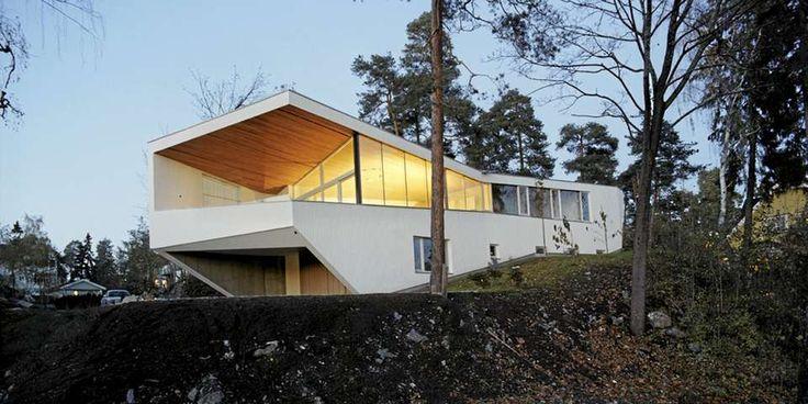 Dette er norsk arkitektur og design i toppklasse.