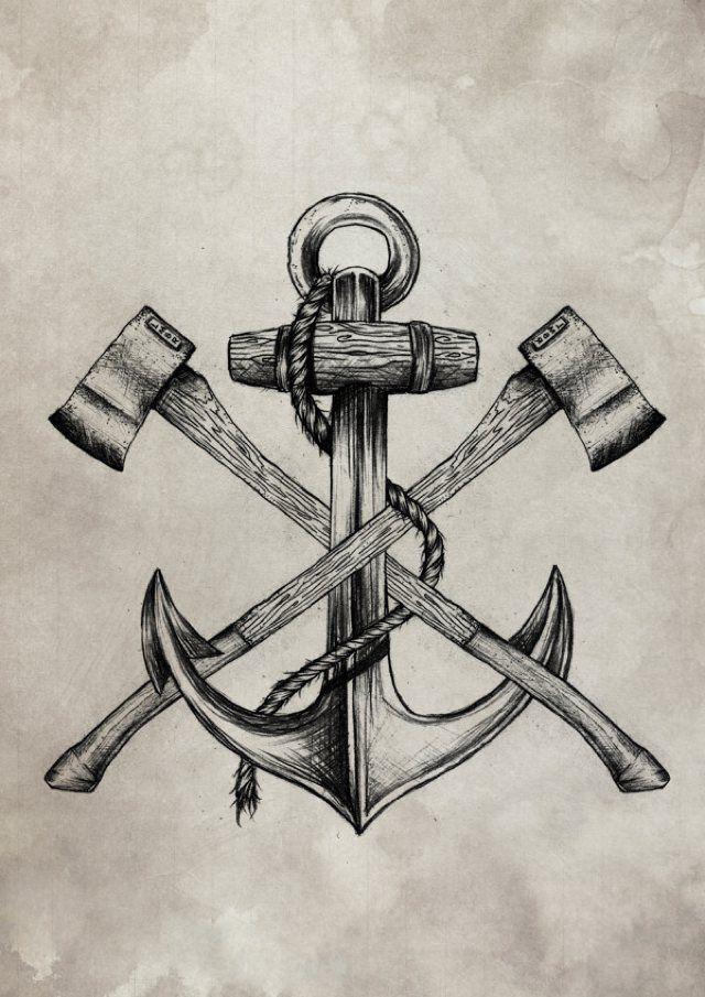Lumberkjack VS Sailor