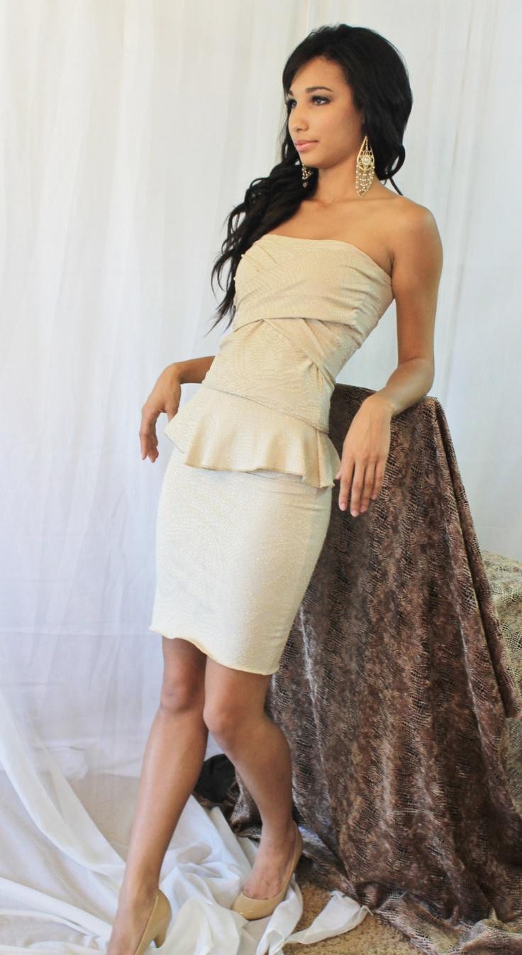 12 best prom tops images on pinterest blouse dress long and peplum champagne delight criss cross top peplum dress ombrellifo Images
