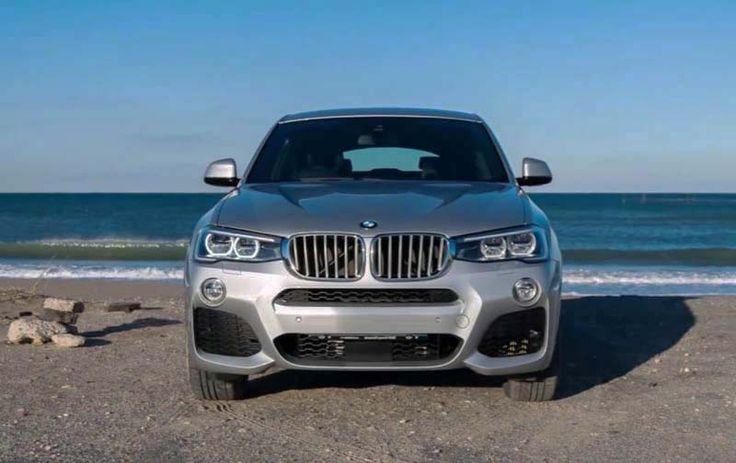 2017 BMW X4 overview