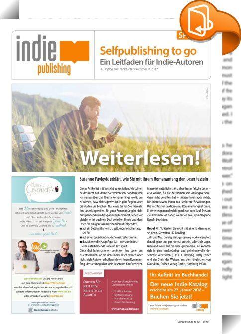 Selfpublishing to go    :  Ausgabe zur Frankfurter Buchmesse 2017